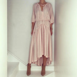 Just Paul First Love Asymmetric Jamaica Pink Dress