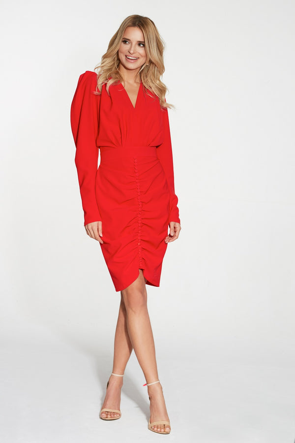 Maare Laura Red Dress