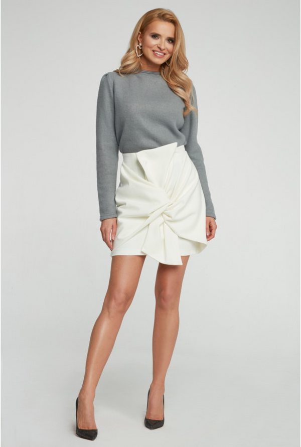 Maare Alexa White Skirt
