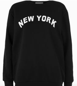 Maare New York Crew Neck Sweater