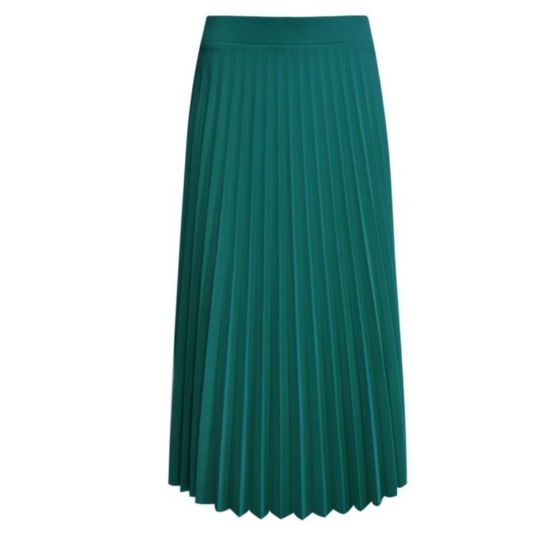 Pleated Skirt Outlet