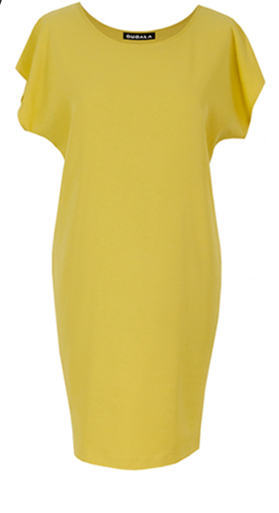 BUBALA YELLOW DRESS