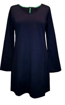 BUBALA NAVY TUNIC DRESS