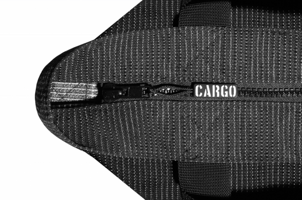 CARGO by OWEE Reflective Medium Black Bag