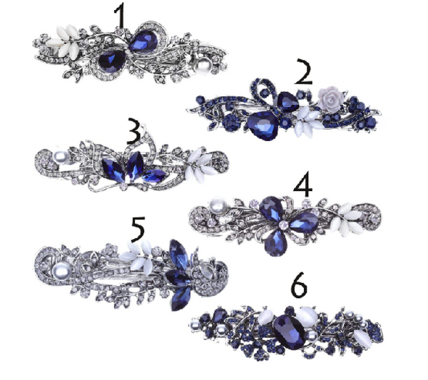 Hair Barrettes Clips