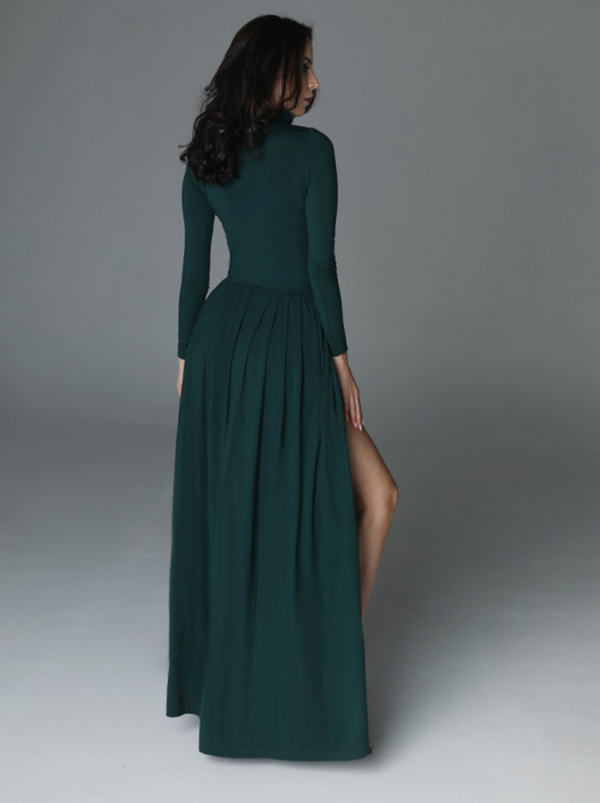 Madnezz Storm Green Dress