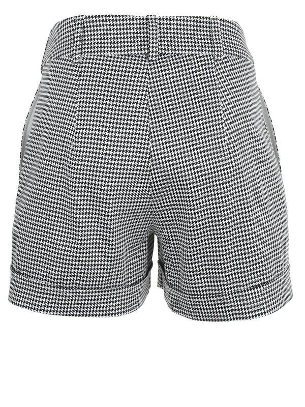 Sylwia Majdan Black & White Shorts