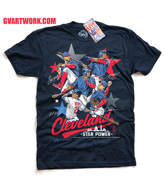 Limited Edition 2018 Cleveland All Stars T shirt