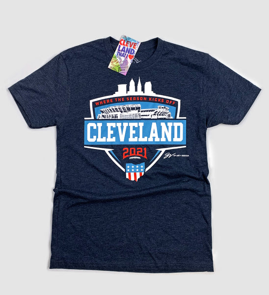 Cleveland Selection T shirt
