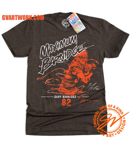 Maximum Barnidge Gary Barnidge T shirt
