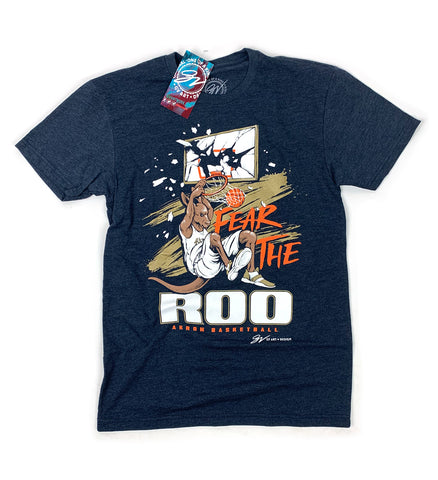 Akron Fear the Roo T shirt