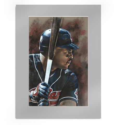 Albert Belle Artwork