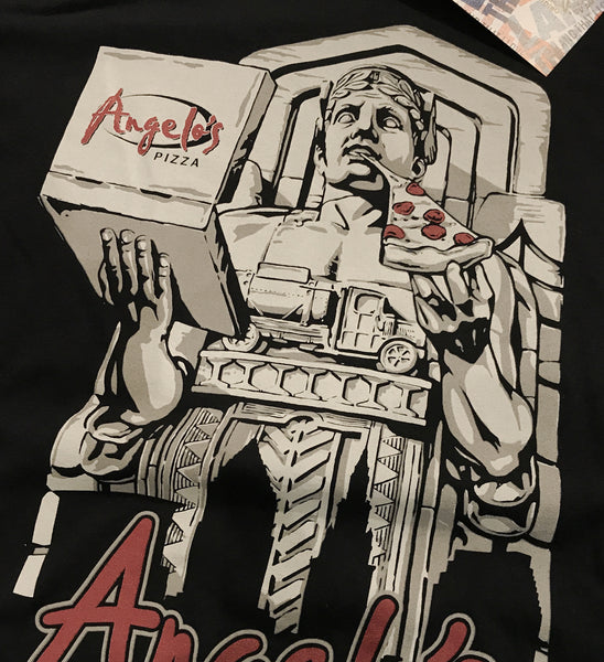 Angelo's Pizza Guardian T shirt