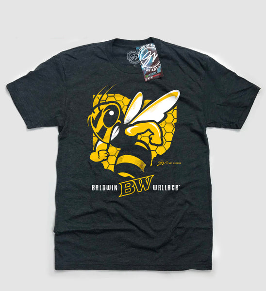 BW Yellow Jackets Ohio T shirt