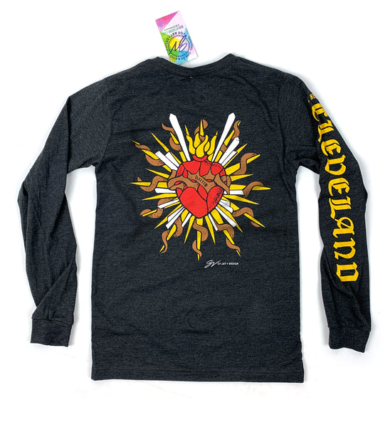 Barrio Stained Glass Long Sleeve