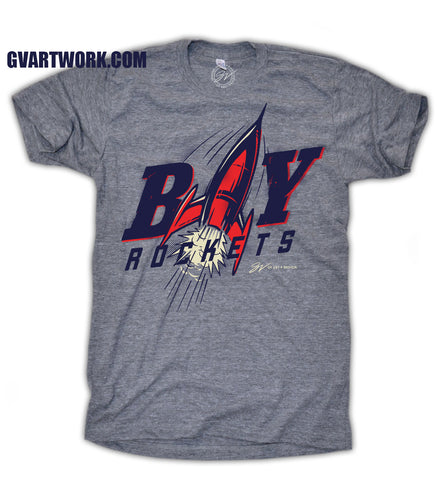 Bay Rockets T shirt