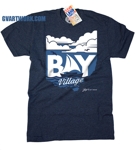 Bay Village Ohio T shirt