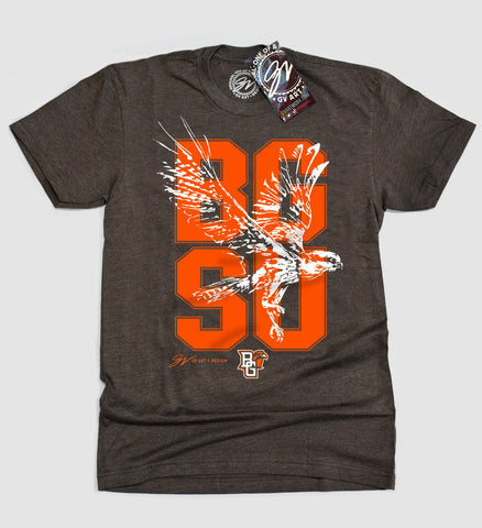 Bowling Green BGSU Falcons T shirt
