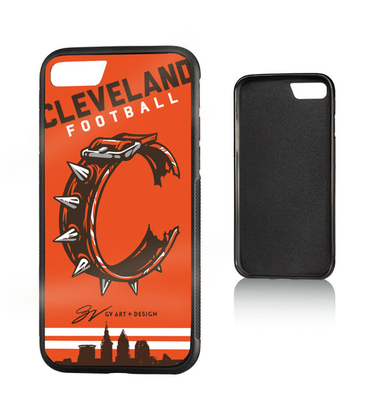 Cleveland Football C Collar Phone Case