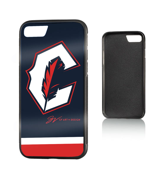 Cleveland C Feather Phone Case