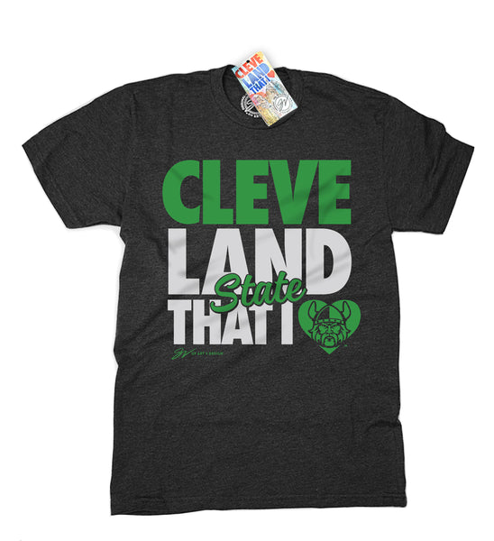 Cleveland State That I Love T shirt