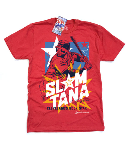 Limited Edition Carlos SlamTana All Star T shirt