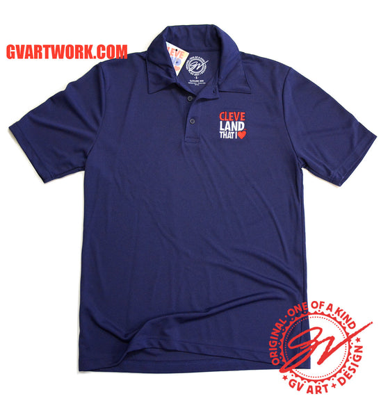 Cleveland That I Love Polo shirt