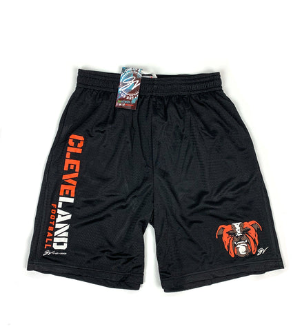 Cleveland Football Dawgs Mesh Shorts