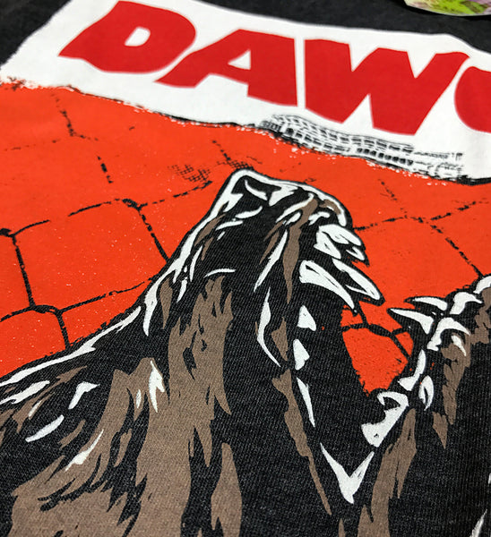 Cleveland DAWGS T shirt - The Bite Is Back