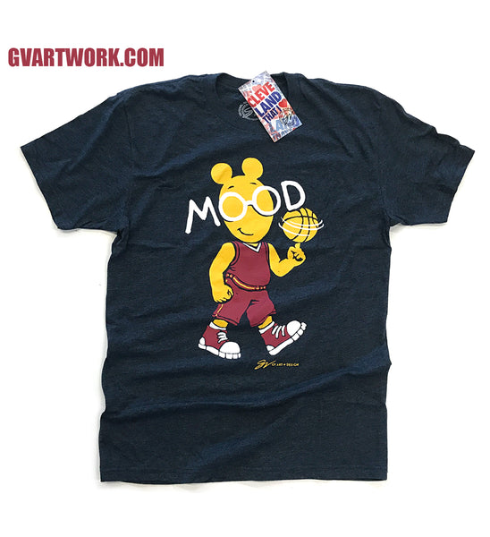 Cleveland Basketball Mood T shirt