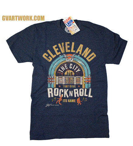 Cleveland The City That Gave Rock and Roll it's Name