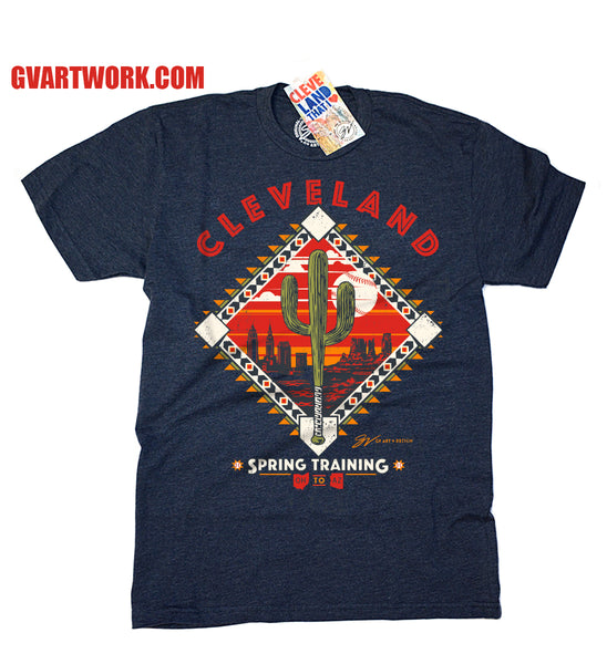 Cleveland Baseball Spring Training T shirt