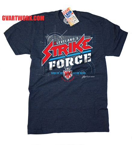 Strike Force Kleveland T shirt