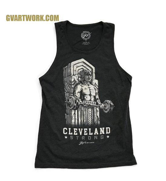Cleveland Strong Guardian Unisex Tank Top