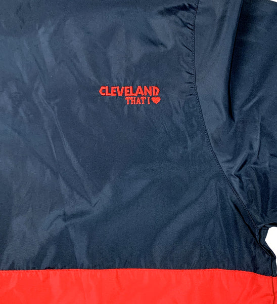 Cleveland C Feather Windbreaker