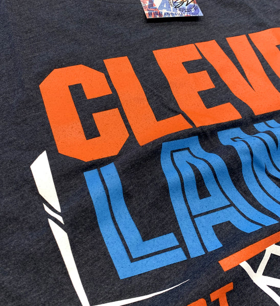 Cleveland Basketball That I Love 90's Era T shirt