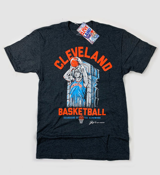 Cleveland Basketball Guardians T shirt