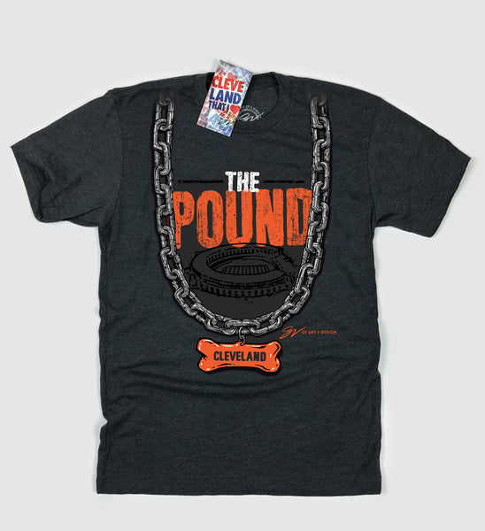 Cleveland DAWG Chain T shirt