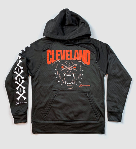 Cleveland Dawg Athletic Hooded Sweatshirt