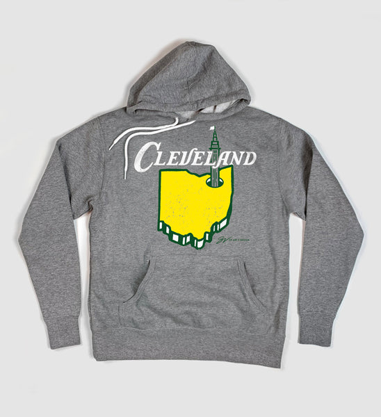 Cleveland Golf Hooded Sweatshirt