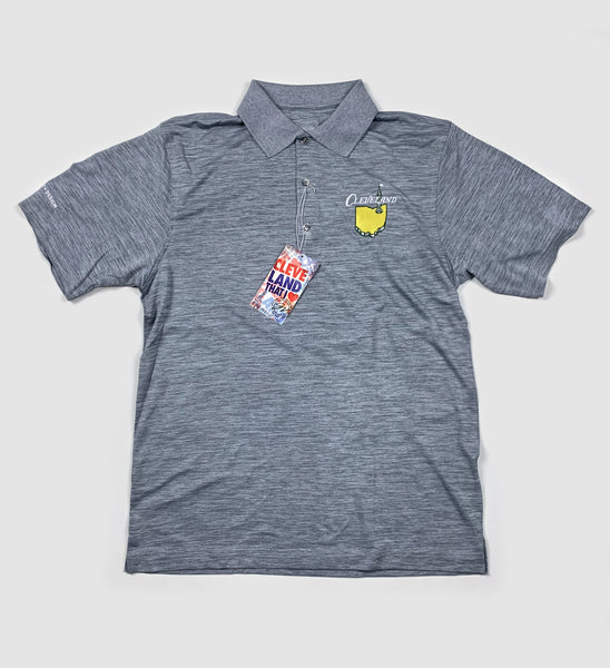 Cleveland Golf Grey Polo