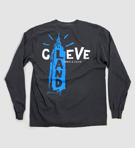 Cleveland That I Love Terminal Tower Long Sleeve