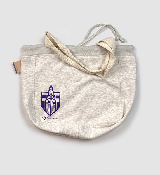 Cleveland Script Beach Bag