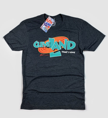 Cleveland Space Land T shirt