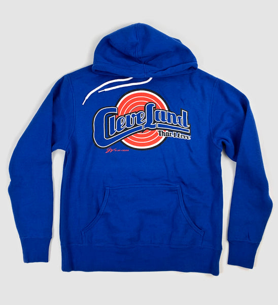 Cleveland Squad Hooded Sweatshirt