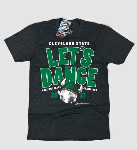 CSU Basketball Let's Dance T shirt