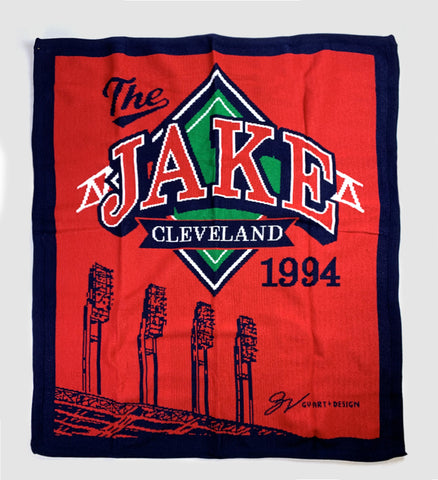 "Cleveland ""The Jake"" Blanket"