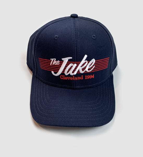 The Jake Script Snap Back - Navy
