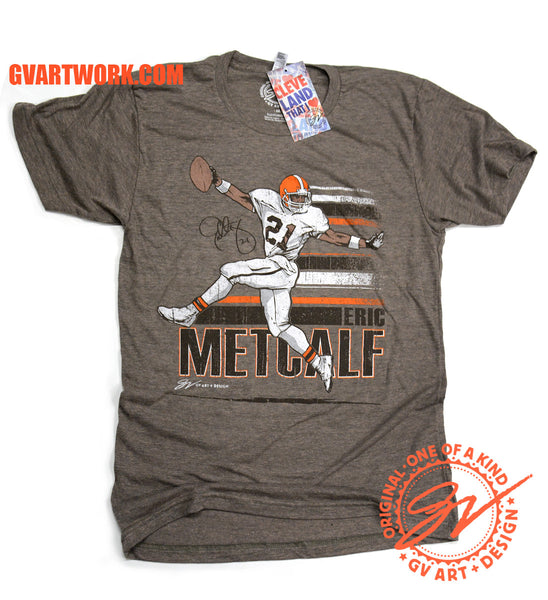 Eric Metcalf Special Edition Vintage Coffee T shirt