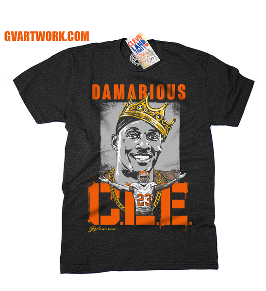 Damarious C.L.E. T shirt